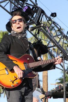 Andrew Bird at Coachella