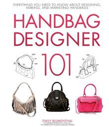 Handbag Designer 101 is the bible for handbag designers or women who aspire to make their own bags. Included in the book are instructions for creating the fifteen essential bag…  read more at Kobo.