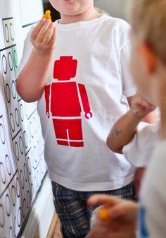 lego shirt for the birthday boy?