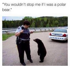 Racist Police Harassment At Our National Parks!