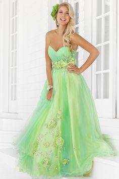 Beautiful prom dress by Blush Prom