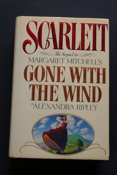 B : The Sequel to Margaret Mitchell's Gone with the Wind by Alexandra Ripley Hardcover) for sale online Vintage Shops, Vintage Items, Margaret Mitchell, Gone With The Wind, Thrifting, Repurposed, Books, Gifts, Retail
