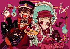 This HD wallpaper is about Anime, Jibaku Shounen Hanako-kun, Nene Yashiro, Original wallpaper dimensions is file size is Otaku Anime, Chica Anime Manga, Loli Kawaii, Anime Kawaii, Chibi, Fan Art, Anime Art Girl, Anime Couples, Cute Art
