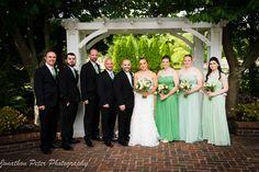Danielle & Michael @smithvilleinn Wedding