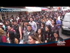 Mañanitas Jovenes Lunes 9 Fiestas Poncitlan 2015