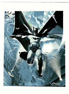 Batman by  Chris Conidis