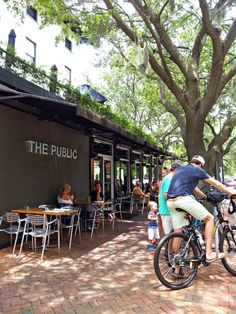 The Public Kitchen and Bar on Liberty Street was a restaurant on my list.