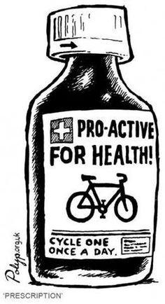 Prescription for a healthy (and joyful) life.