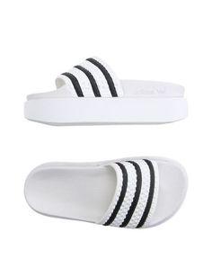 ADIDAS ORIGINALS Sandals. #adidasoriginals #shoes #sandals