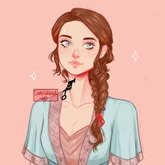 Cami's Art - Lucie Herondale! From The Last Hours by. Clary Et Jace, Clary Fray, Character Inspiration, Character Design, Divergent Funny, Cassandra Clare Books, Cassandra Jean, Cassie Clare, Shadowhunters Tv Show