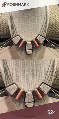 Rebecca Minkoff Statement Necklace - New Rebecca Minkoff statement necklace.  New with tags. Rebecca Minkoff Jewelry Necklaces