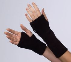 Wristies are fingerless gloves, cuffs, and glove liners made of comfy fleece.