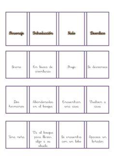 Escritura creativa: cambiamos los cuentos from Un Rincón en la Clase on TeachersNotebook.com -  (6 pages)  - Veinte cuentos para mezclar y crear otra historia distinta
