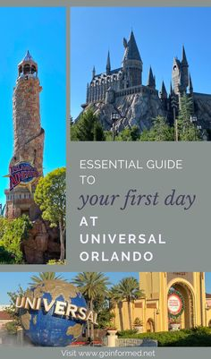 Find out what you need to know before you go to Universal Orlando. First-timer tips including early admission advice, how Express Pass works, and which rides will get you drenched. From GoInformed.net Universal Orlando Florida, Minion Mayhem, Orlando Theme Parks, Touring, Adventure, Jurassic Park, World, Islands, Harry Potter