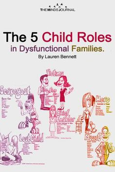 Dysfunctional families are more common than you think. But have you ever thought about the different roles of children in such dysfunctional families? Dysfunctional Family Roles, Dysfunctional Relationships, Toxic Relationships, Healthy Relationships, Relationship Advice, Narcissist Father, Narcissistic Mother, Narcissistic Abuse, Mothers Quotes To Children