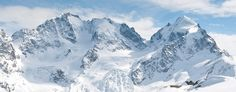 The Peak of Excitement:  Corvatsch is the symbol of the #Alps of the Upper Engadin. With a dry, sunny climate, the mountain has year-round appeal. In winter, its slopes offer by far the most challenging skiing in St. Moritz, with 120 kilometres of groomed ski runs and 180 kilometres of cross-country #skiing trails.