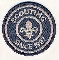 Heritage Embroidered Badge