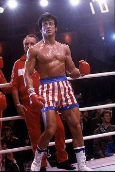 Sylvester Stallone in Rocky IV Rocky Balboa Poster, Rocky Balboa Quotes, Rocky Sylvester Stallone, Rocky Stallone, Rocky Series, Rocky Film, Vw R32, Silvester Stallone, Action Movies