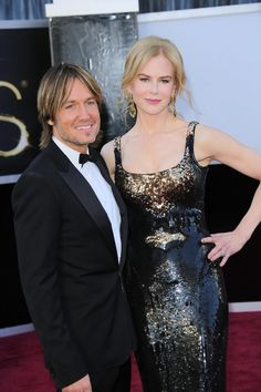 Oscar Fashion - Nicole Kidman & Keith Urban