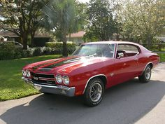 Chevrolet : Chevelle COUPE 1970 CHEVELLE SS 396 4 - http://www.legendaryfinds.com/chevrolet-chevelle-coupe-1970-chevelle-ss-396-4/