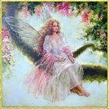 Belly Dancing Classes In Sri Lanka Spring Fairy, Spring Tree, Beautiful Fairies, Beautiful Artwork, Magical Creatures, Fantasy Creatures, Fairy Land, Fairy Tales, Fairy Dust
