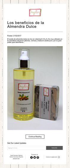 Beneficios del aceite de almendra