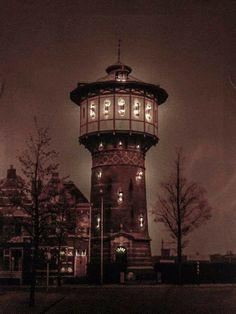 6f2d7476e1d2a0 De 14 beste afbeelding van Leeuwarden Historie uit 2017 - Watertoren ...