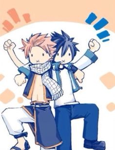 The fairytail brothers!