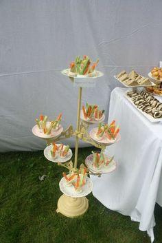 "Photo 2 of 37: Vintage Tea Party / Bridal/Wedding Shower ""Cathie's Vintage Tea""   Catch My Party"