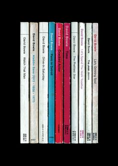David Bowie 'Aladdin Sane' Album As Penguin by StandardDesigns
