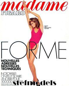 Fashion Magazine Cover, Magazine Covers, Cindy Crawford, 90s Fashion, Style Icons, Supermodels, Dame, Instagram, Wedding
