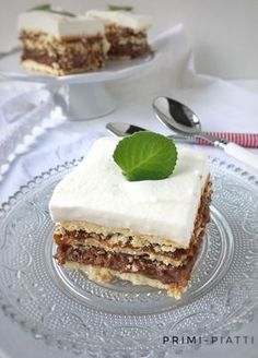 Ciasto w 5 minut, czyli banoffee pie - Primi Piatti Snack Recipes, Cooking Recipes, Snacks, Banoffee Pie, Baking With Kids, Piece Of Cakes, Cake Cookies, Cheesecake, Food And Drink