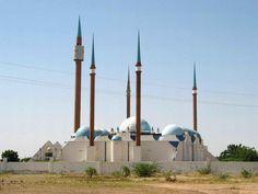 Kaolack Tidjane Mosque, Senegal