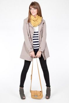 ShopSosie - *sigh* I need the perfect trench for Portland