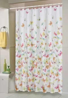 Talin Shower Curtain