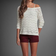 sweater love, add tank = fall amazingness