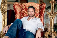 """Actor Gerard Butler worked with architect Alexander Gorlin and film designer Elvis Restaino on his 3,300-square-foot loft in Manhattan. """"I like the area—on the edge of Chelsea. I knew it was going to take a lot of work to turn the loft into a place where I actually wanted to live,"""" says Butler. """"But I didn't realize it would be four years before I spent the night."""""""