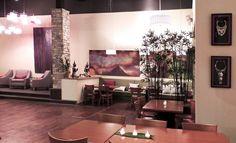 Bamboo Thai Cuisine. Restaurant Redesign. http://www.bamboo-thai.com/ Ida York Interior Design