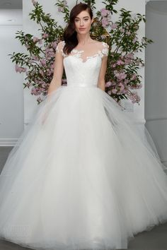 Fotos de vestidos de novia modernos