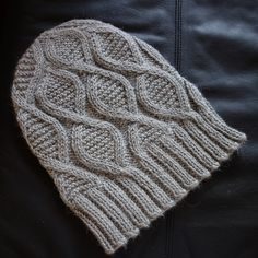 Ravelry: Clever Cables pattern by Stitchnerd Designs