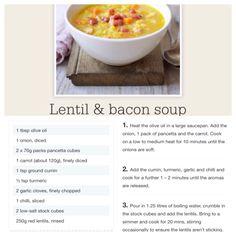 Bbc good food lentil and bacon soup