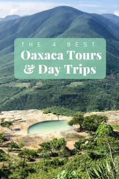 The 4 Best Oaxaca Tours and Day Trips - Hippie In Heels Here are the best Oaxaca tours and day trips out of town from a local with insider knowledge. There is so much adventure in Oaxaca. Cozumel Mexico, Vallarta Mexico, Mexico Vacation, Mexico Travel, Cancun, Mexico Trips, Cool Places To Visit, Places To Travel, Places To Go