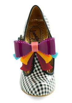 Major shoe crush.