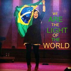 Nós somos a Luz do Mundo!