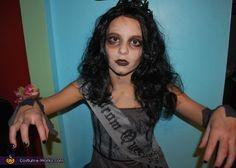 Zombie Prom Queen - 2013 Halloween Costume Contest