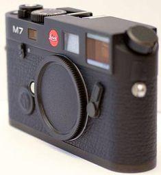 Prices to Leica M Camera bodies