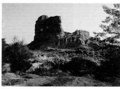Castillo de Milagro .Navarra .Spain .