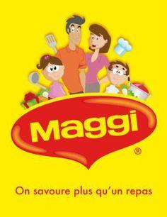 MAGGI® Seasonings | NESTLÉ® USA | Ordinary but Necessary ... | {Maggi logo 68}