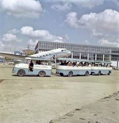 Schiphol Schiphol (jaartal: 1950 tot 1960) - Foto's SERC
