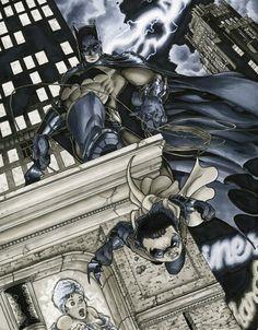 Batman & Robin - Richard Cox